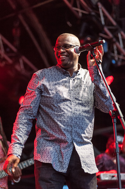 Musical Youth play Camper Calling Festival, Ragley Hall, Warwickshire, 27th August, 2017.